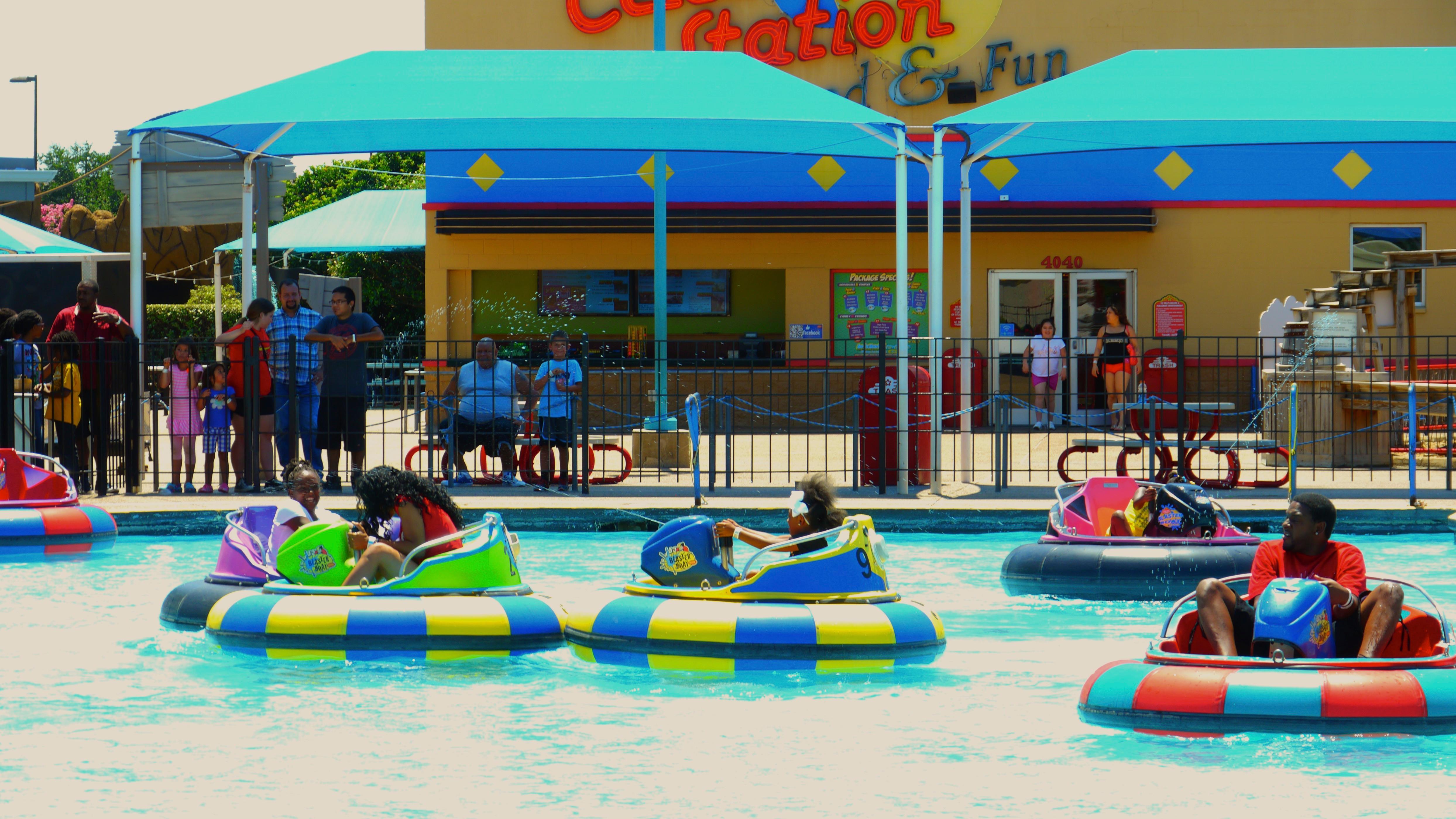 Celebration station in mesquite tx theme park 972 279 - Vanston swimming pool mesquite tx ...