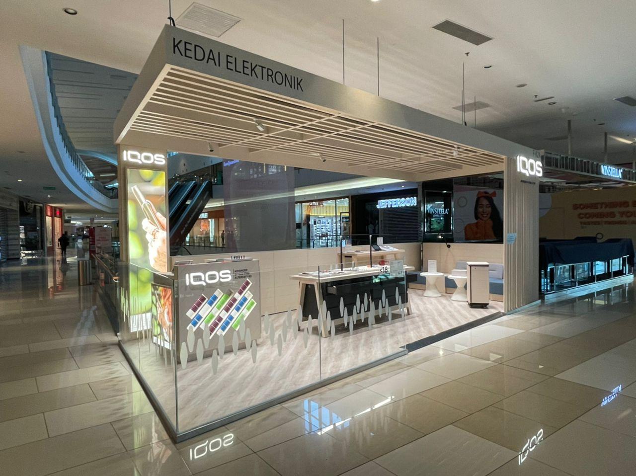 IQOS Authorised Centre, IOI City Mall