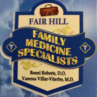 Fair Hill Family Medicine Specialists
