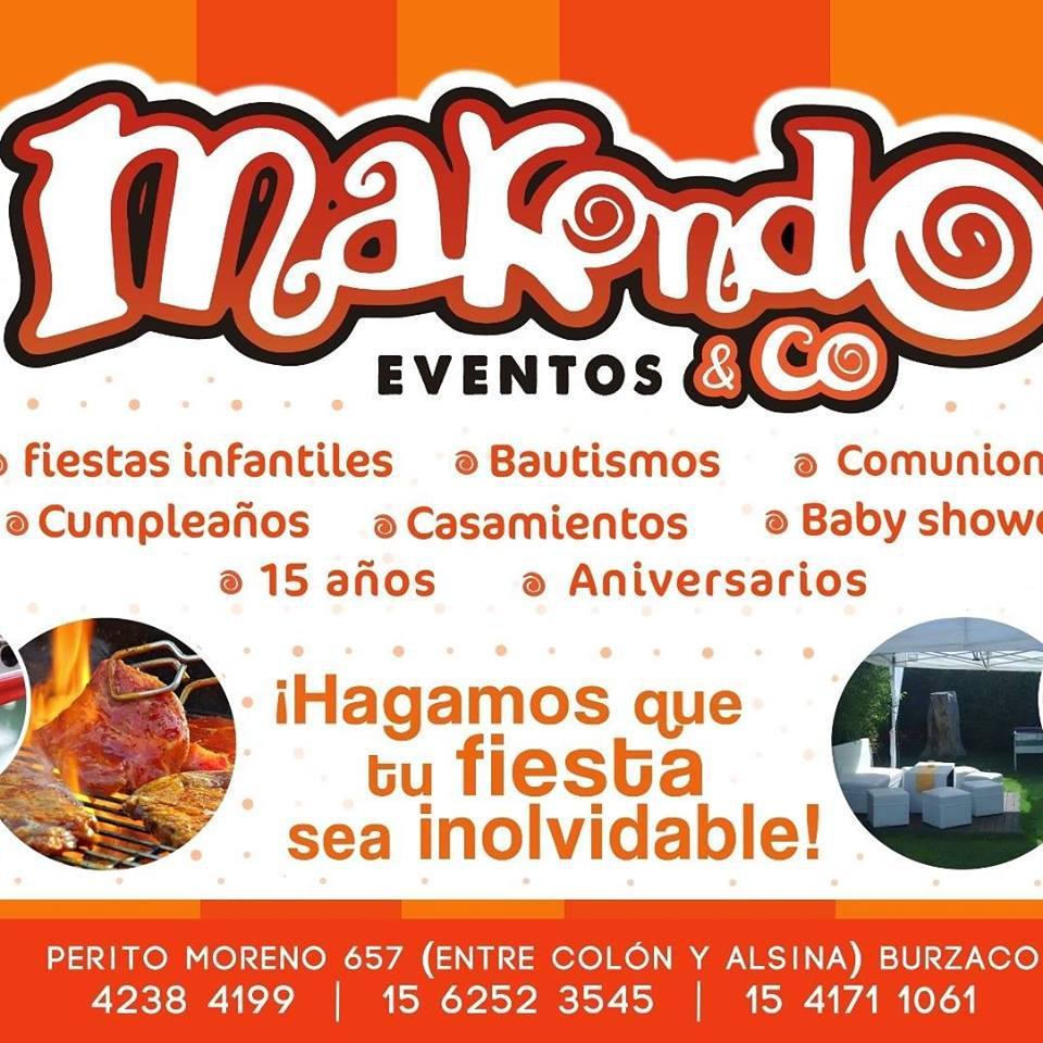 MAKONDO EVENTOS