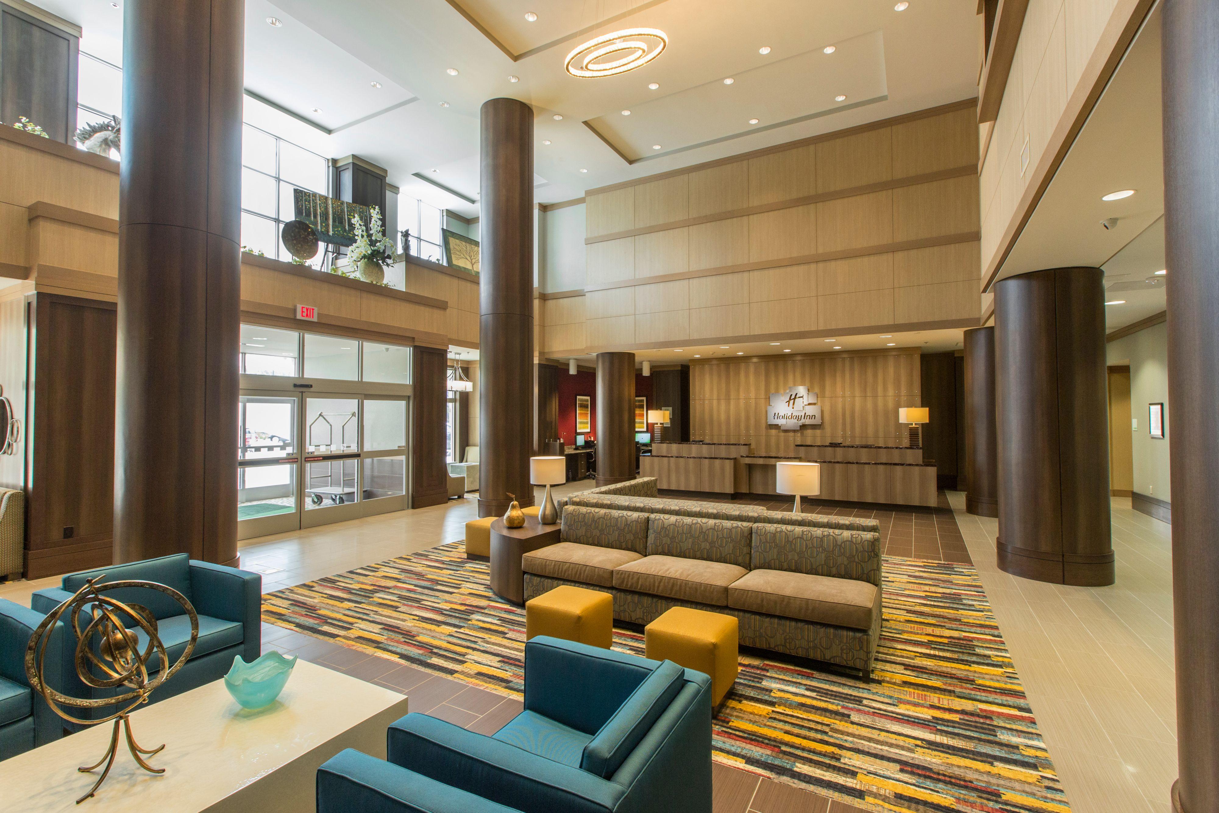 Holiday Inn Hotel And Suites Shenandoah The Woodlands Shenandoah Tx