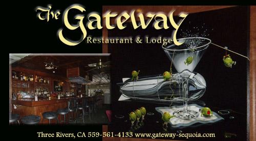 Restaurants Near Three Rivers Ca
