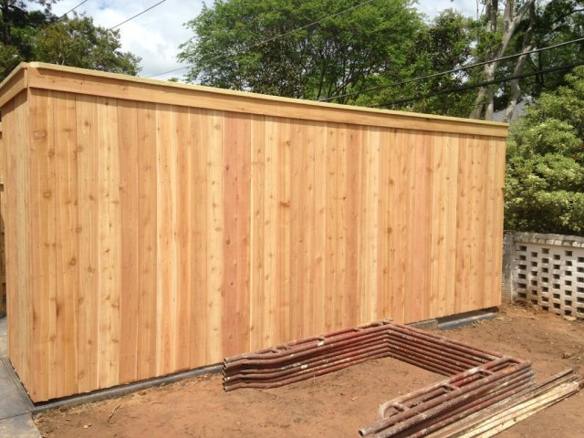 Macon Ridge Fence