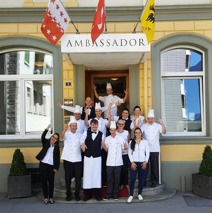 Hotel Ambassador Brig