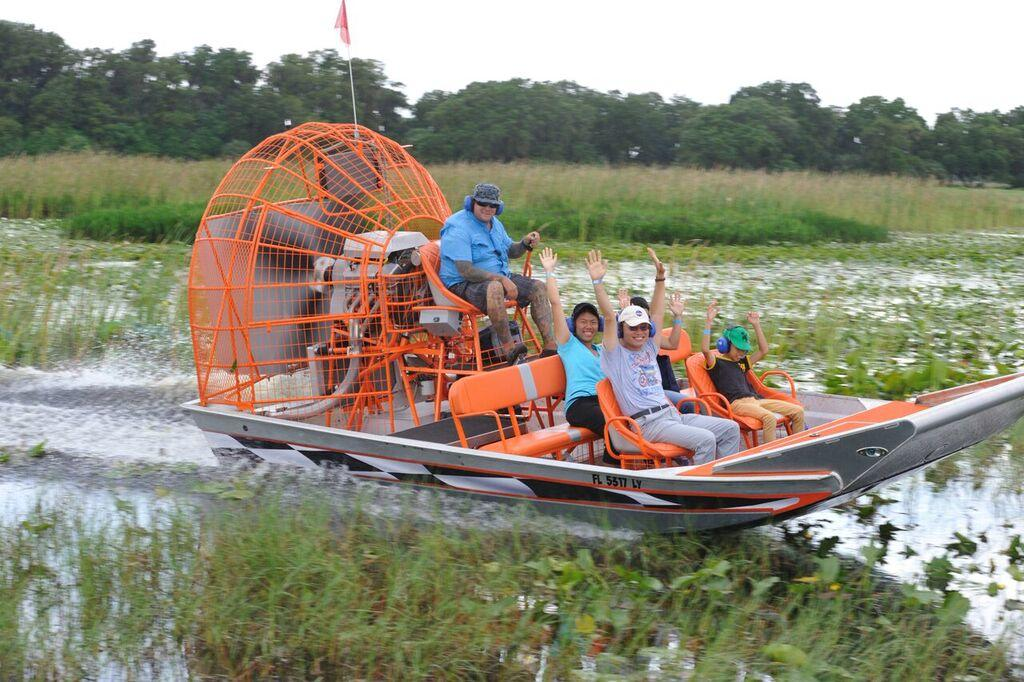 Boggy creek airboat rides discount coupons