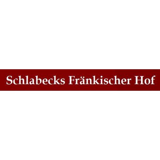 Bild zu Schlabecks Fränkischer Hof in Pegnitz