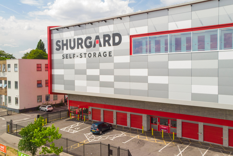 Shurgard Self-Storage Alperton Park Royal