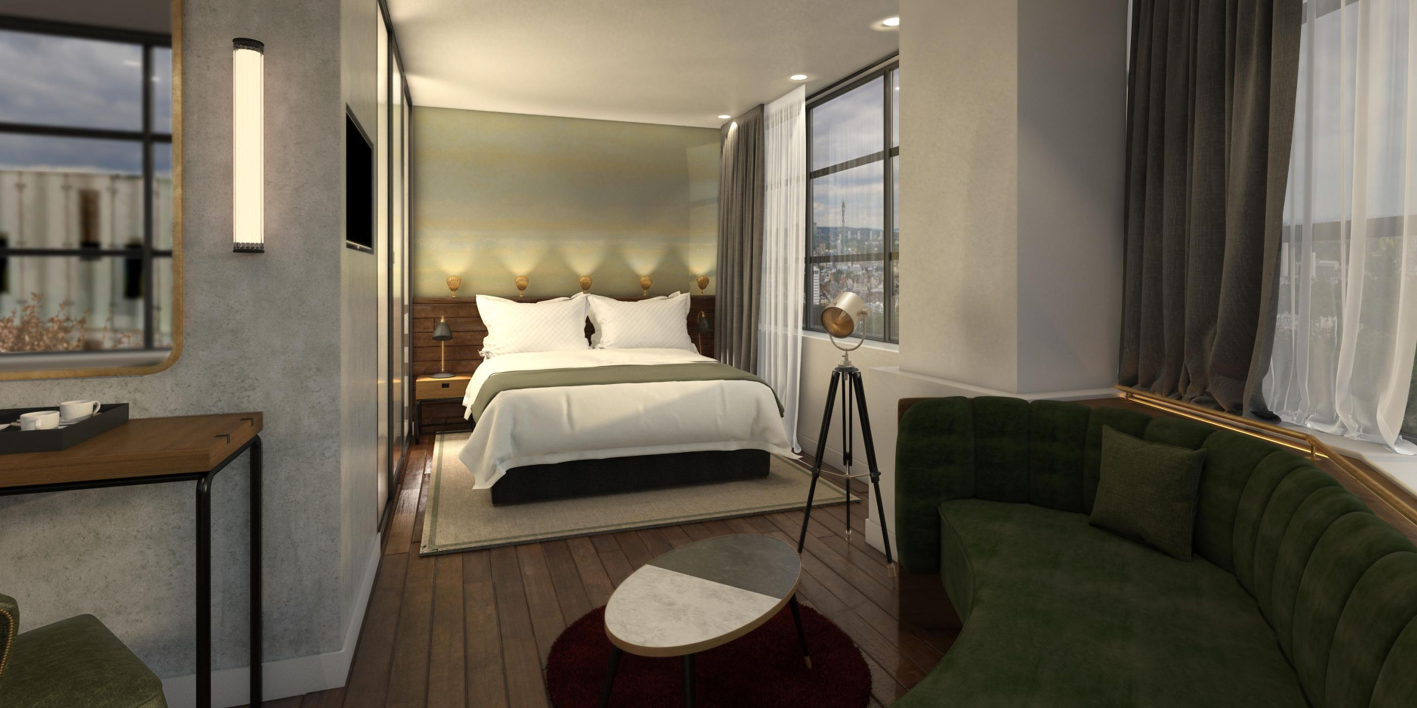 Hotel Indigo London 1 Leicester Square London Hotels