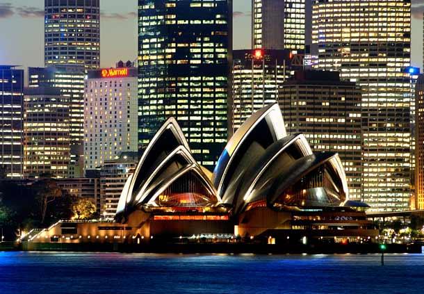 Hotel in NSW Sydney 2000 Sydney Harbour Marriott Hotel at Circular Quay 30 Pitt Street  0292597000