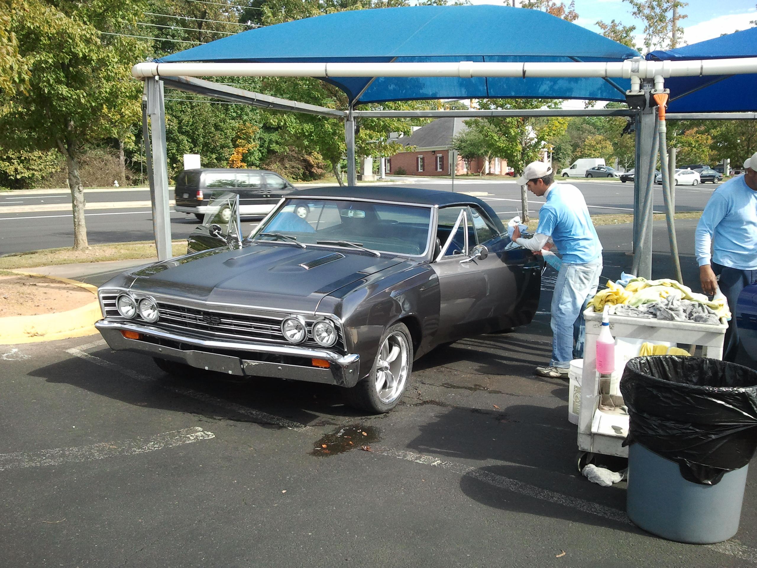 Sandy Springs Car Wash Hours