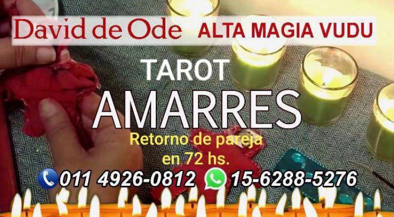 AMARRE VUDU - TAROT