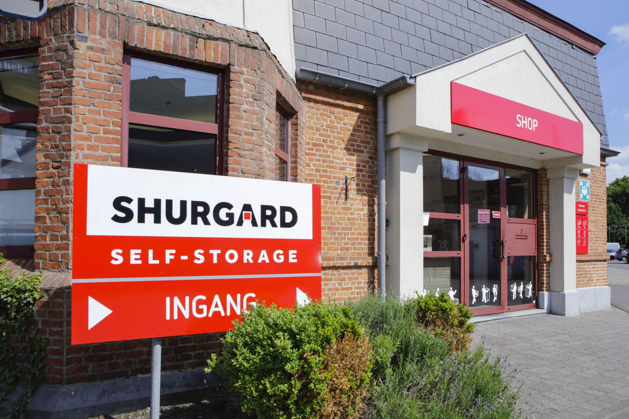 Shurgard Self-Storage Merksem