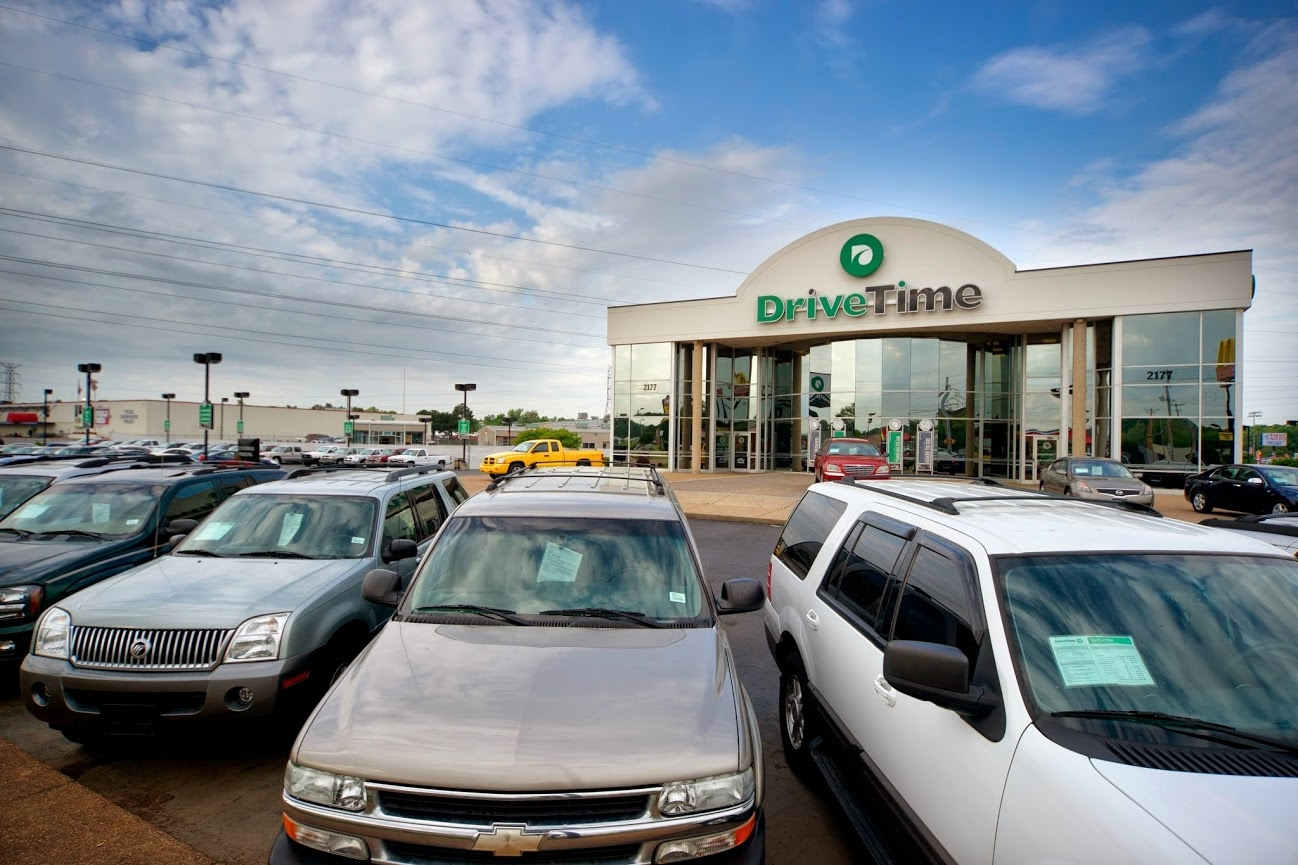 Drivetime Used Cars In Memphis Tn 38128