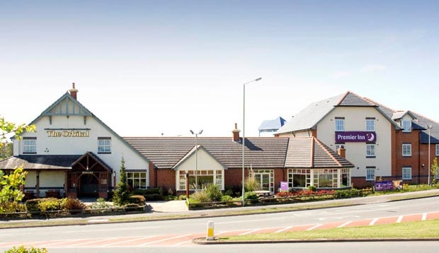 Premier Inn Cannock Orbital Cannock 08715 278190