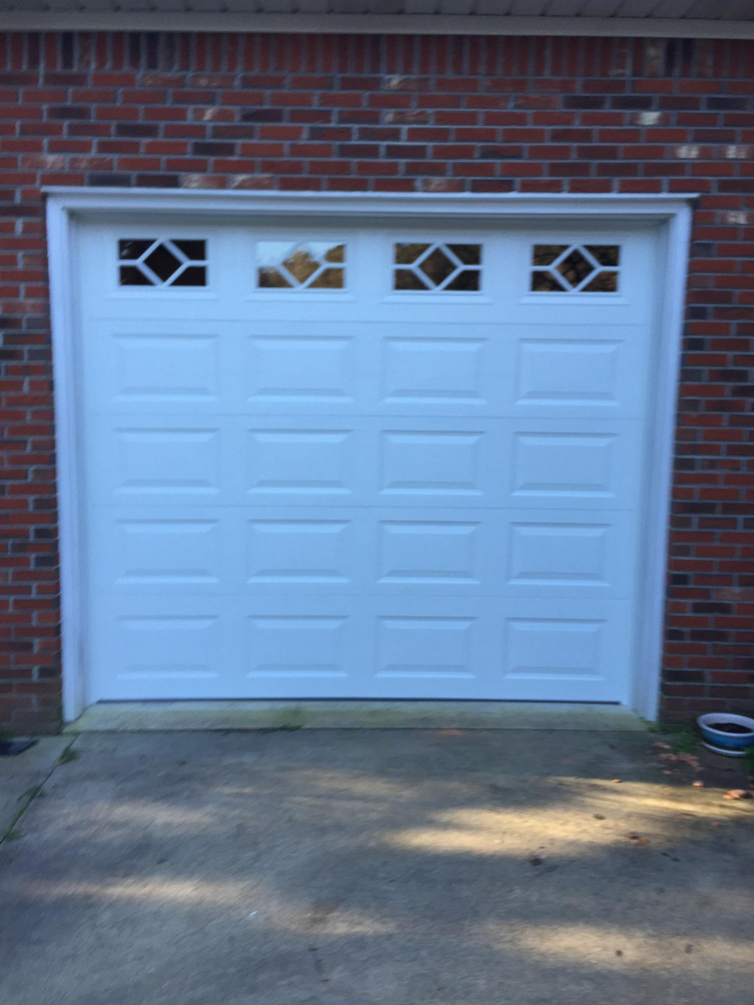 2048 #1B63B0 All American Overhead Garage Door Inc. In Wendell NC 27591  image Overhead Garage Doors Residential Reviews 37131536