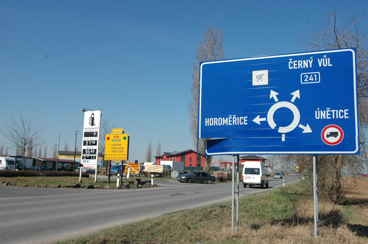 Jistab, a.s. - STK Horoměřice