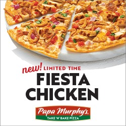 Image 1 | Papa Murphy's | Take 'N' Bake Pizza