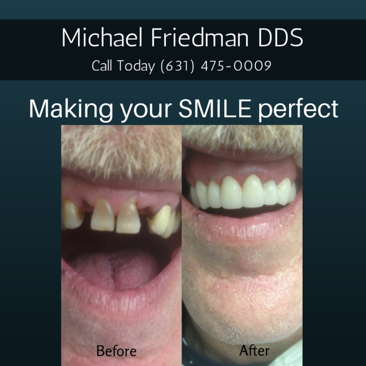 Michael Friedman DDS - Patchogue, NY - Dentists & Dental Services