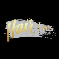 Hair. Ink