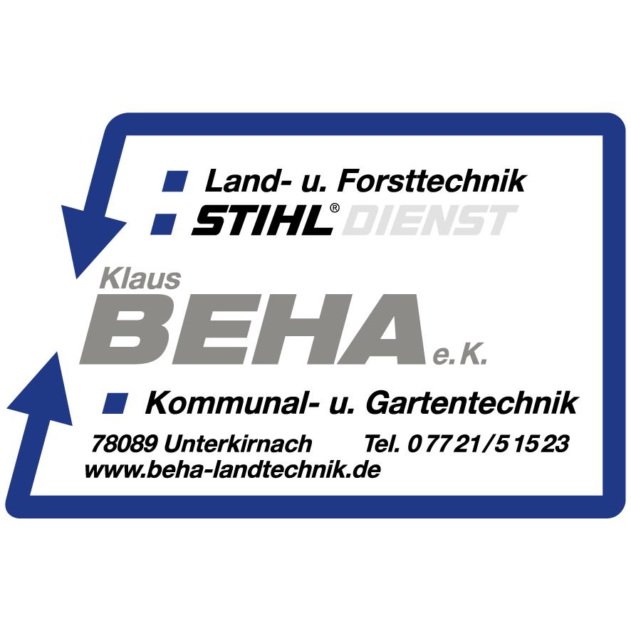 Bild zu Klaus Beha e.K. in Unterkirnach