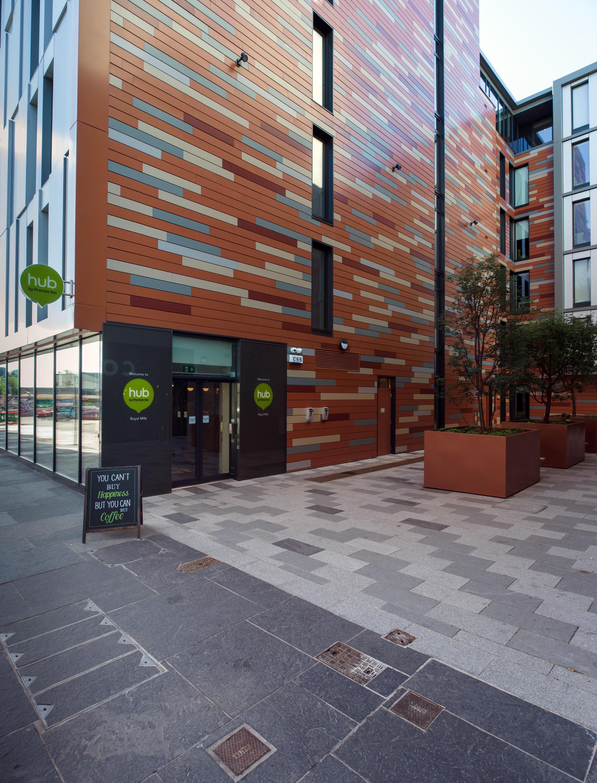 hub by Premier Inn Edinburgh Royal Mile hotel
