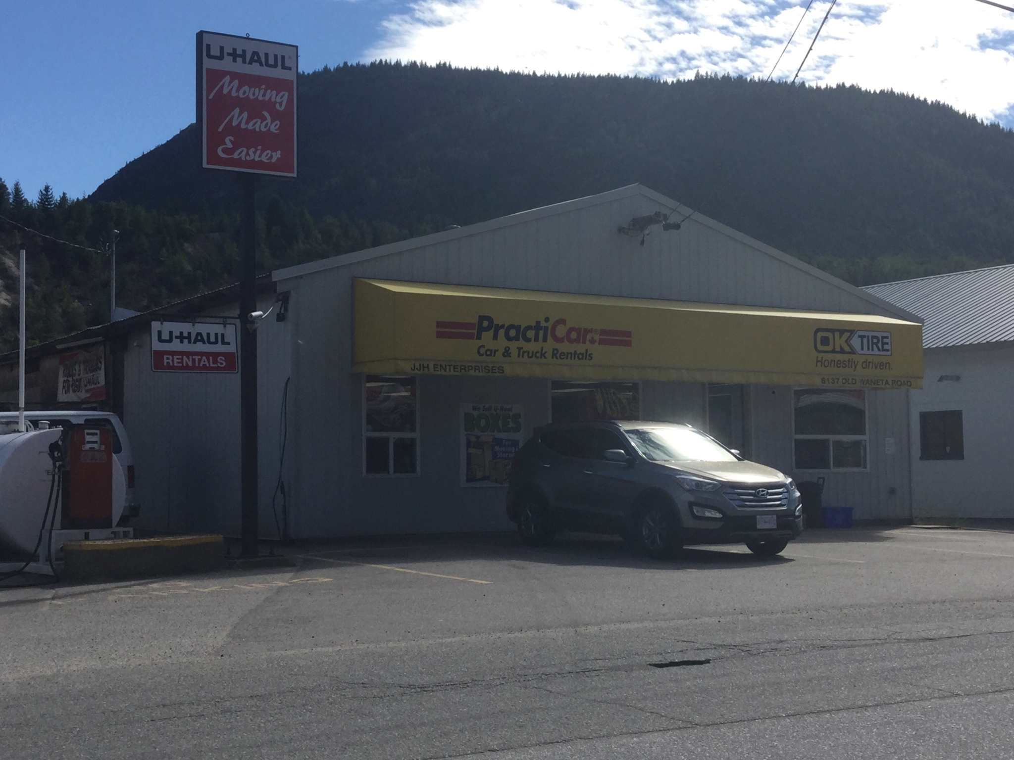 Practicar Car & Truck Rentals in Trail