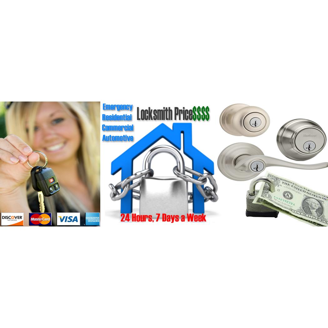 Locksmith Prices Cleveland