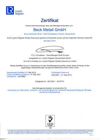 Beck Metall GmbH