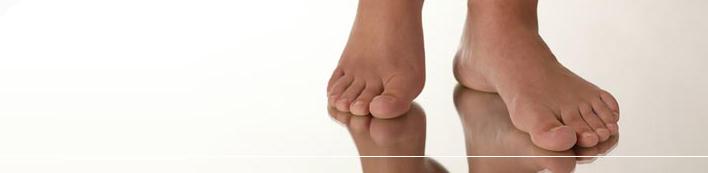 Pedicure Yvonne Vlutters Foot & Body Center