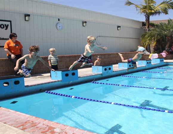 Blue Buoy Swim School Tustin California Ca