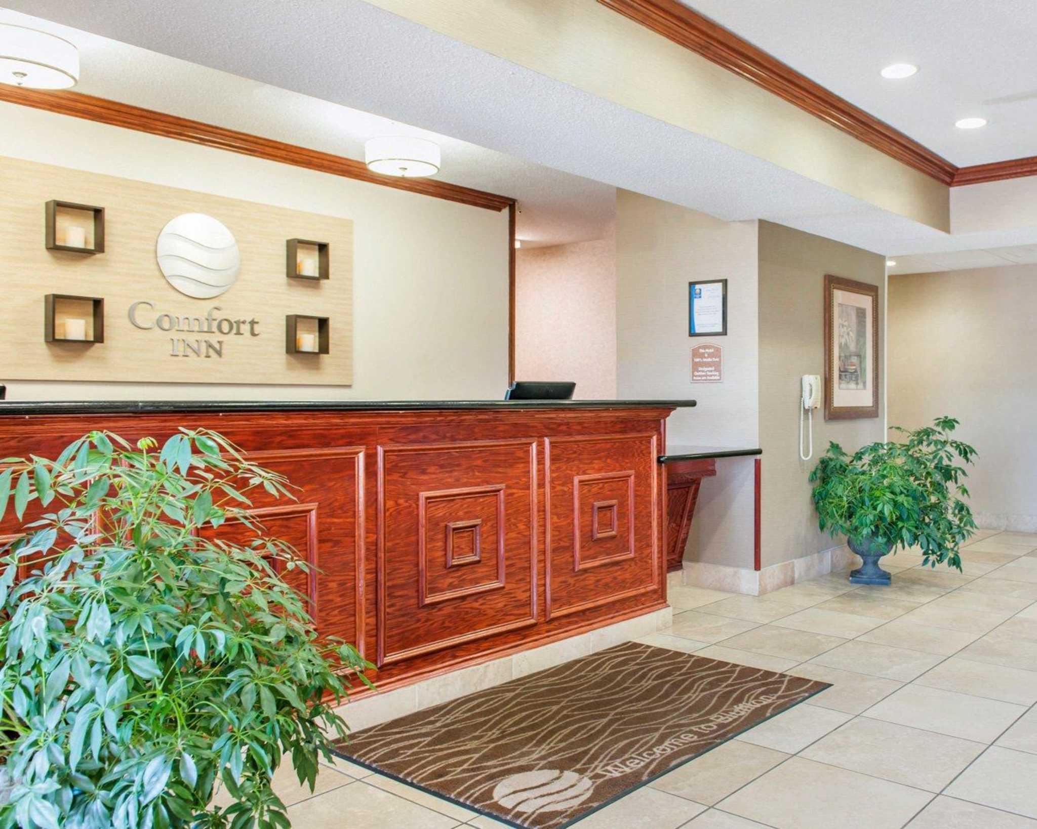 Comfort Inn Bluffton Indiana In Localdatabase Com