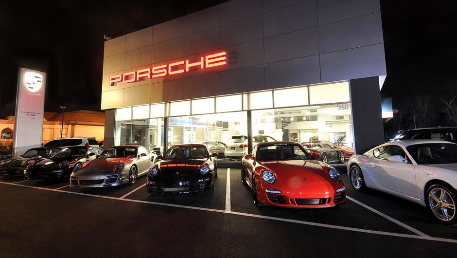 Paul Miller Porsche In Parsippany Nj 07054