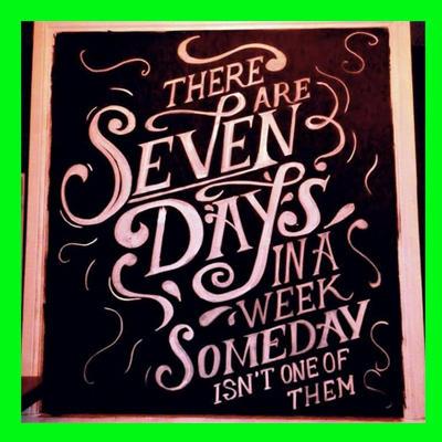 SEVEN DAY BAR