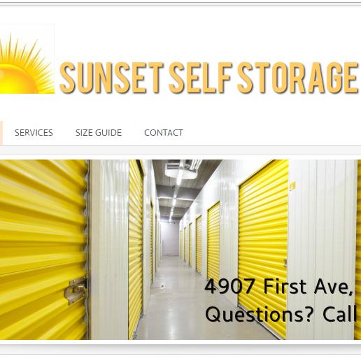 Sunset Self Storage