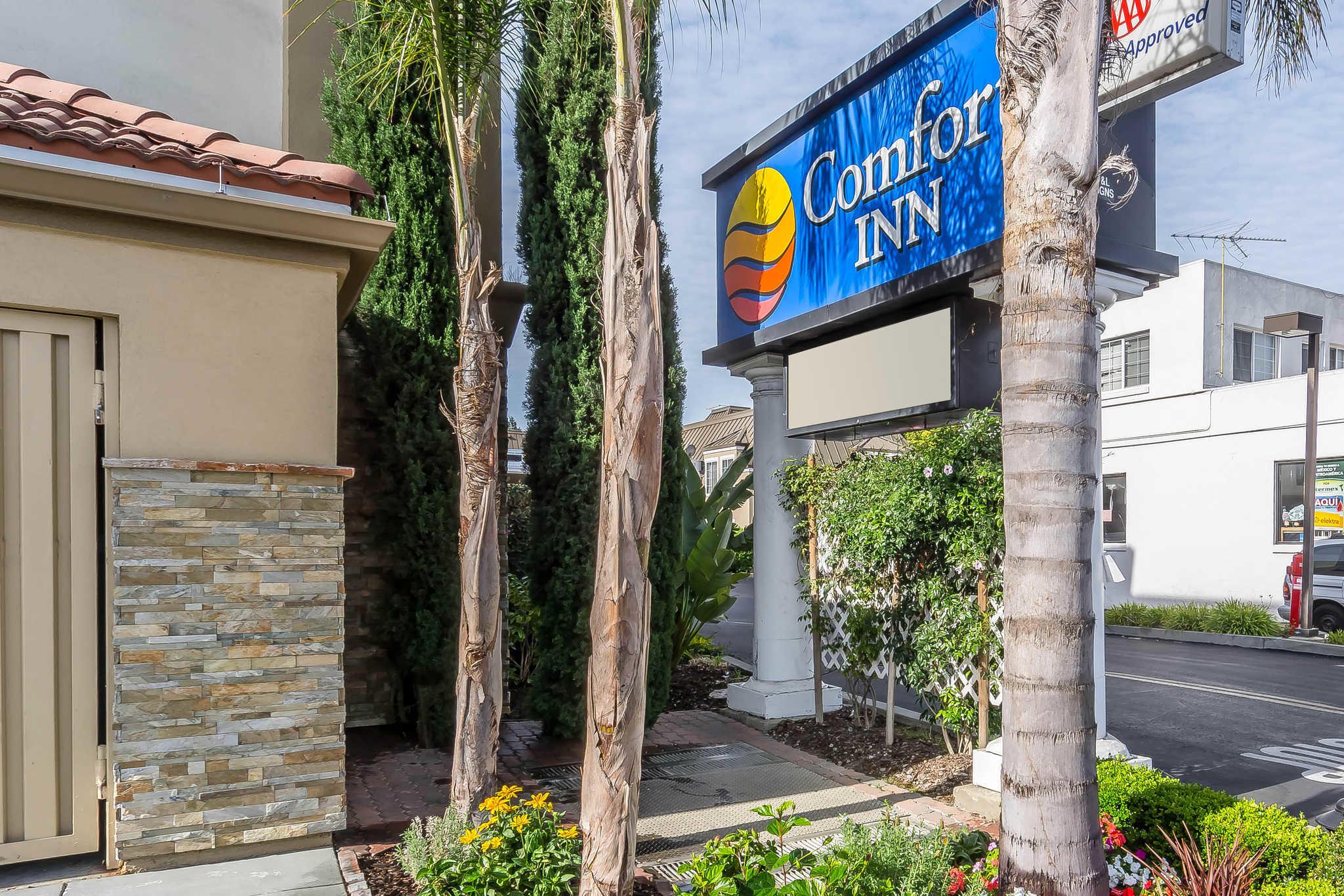 Comfort Inn Redwood City California Ca
