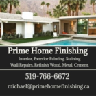 Prime Home Finishing
