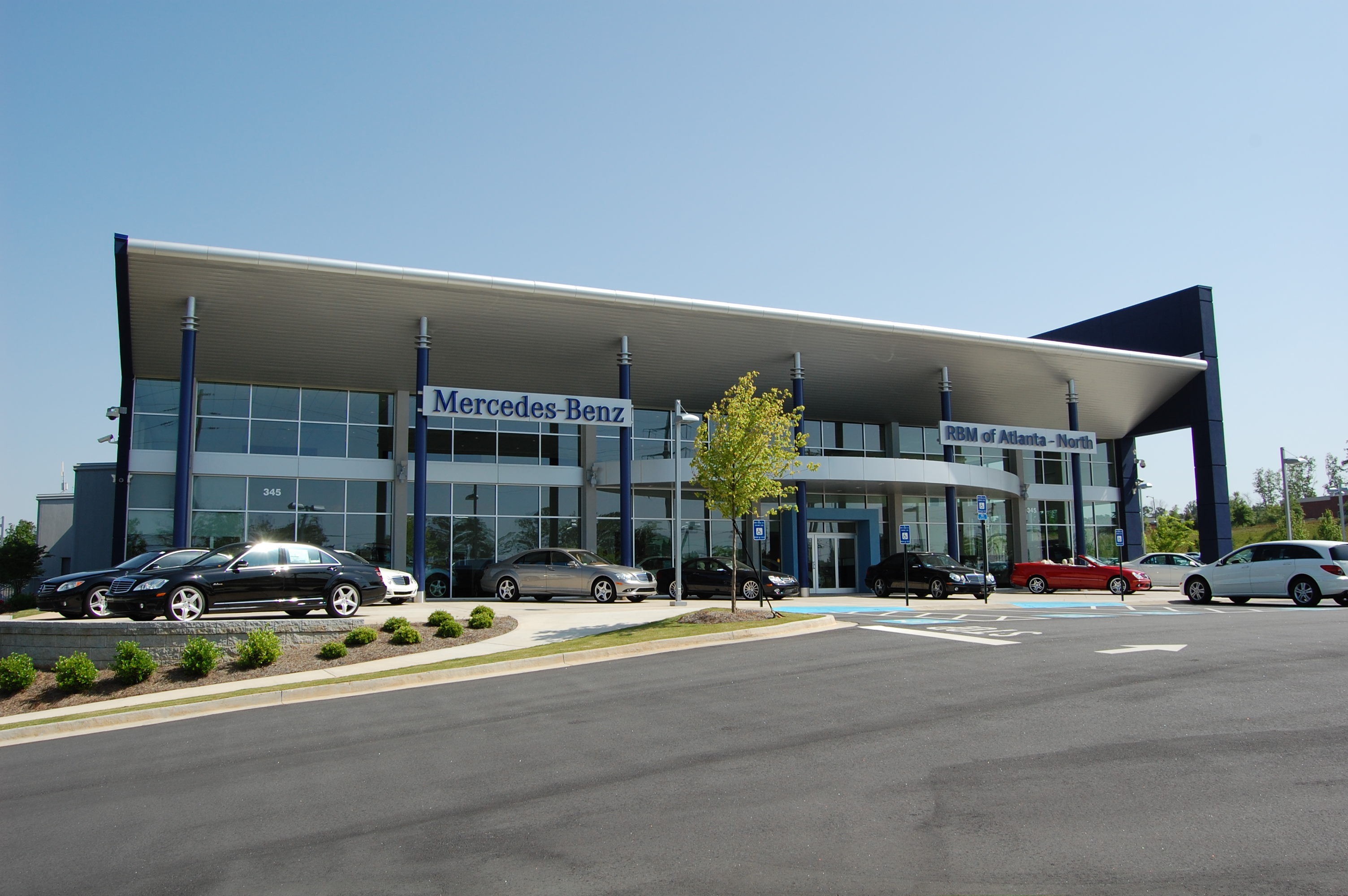 mercedes benz atlanta ga dealer rbm of atlanta autos post