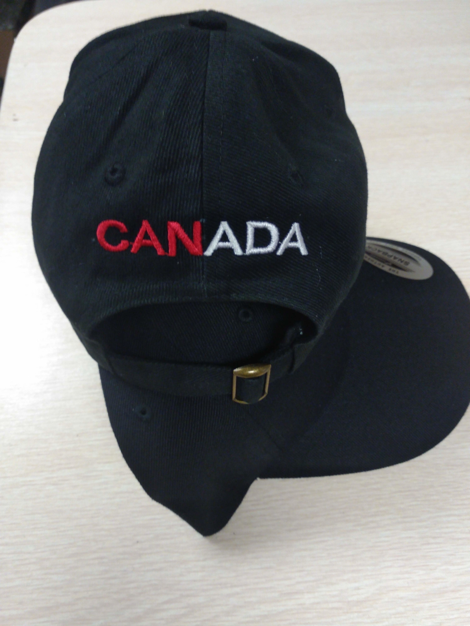 Just My Lids in Scarborough: Multi-panel hat custom embroider.y Please contact us for a quote. We offer volume discounts on large orders.