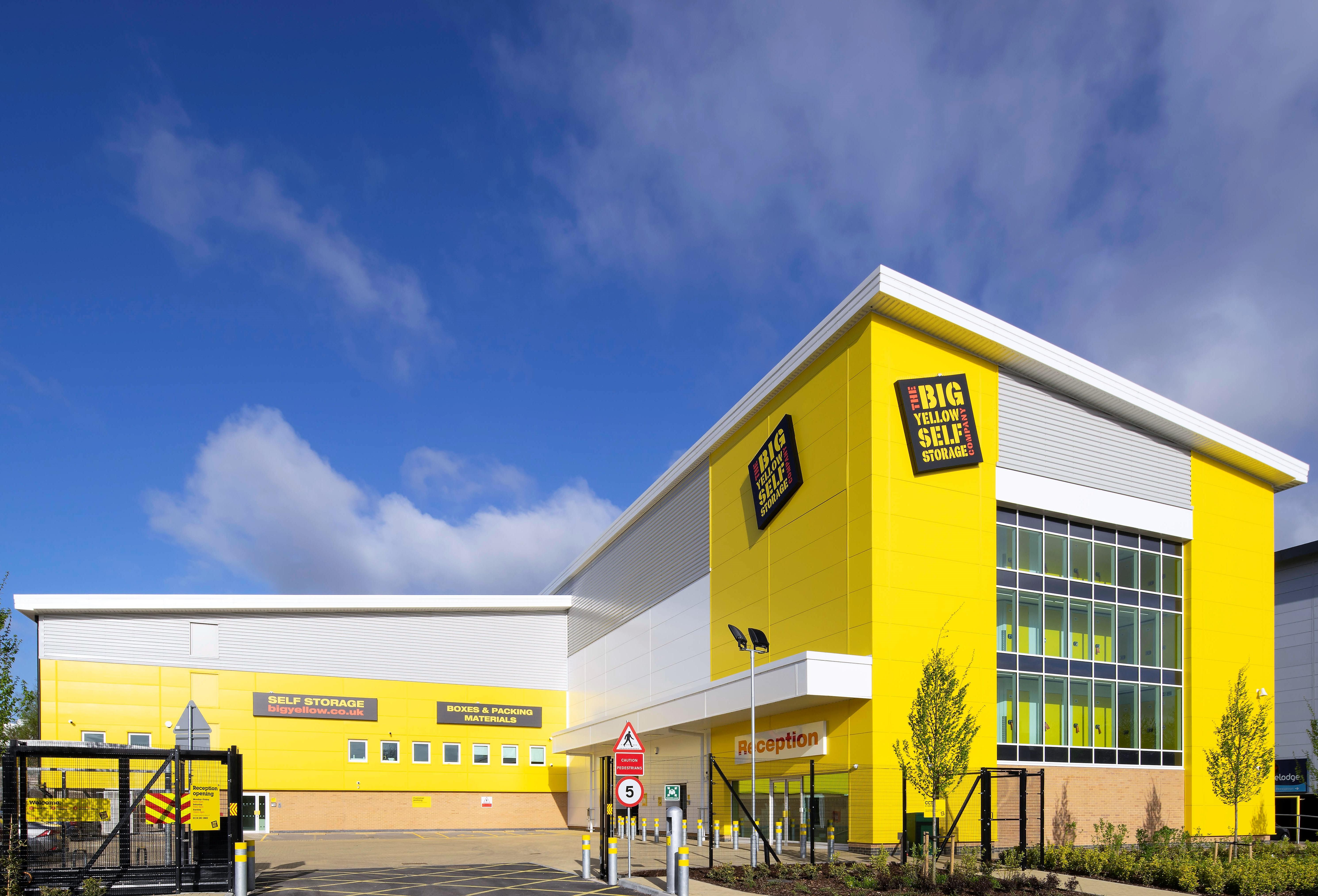 Images Big Yellow Self Storage Guildford Central