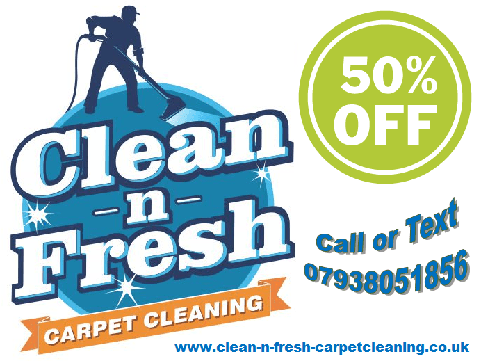 Clean N Fresh Carpet Cleaning Rotherham 07938 051856