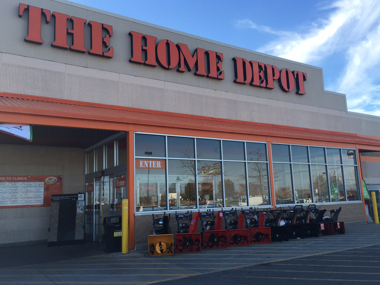 The Home Depot Niagara Falls New York Ny