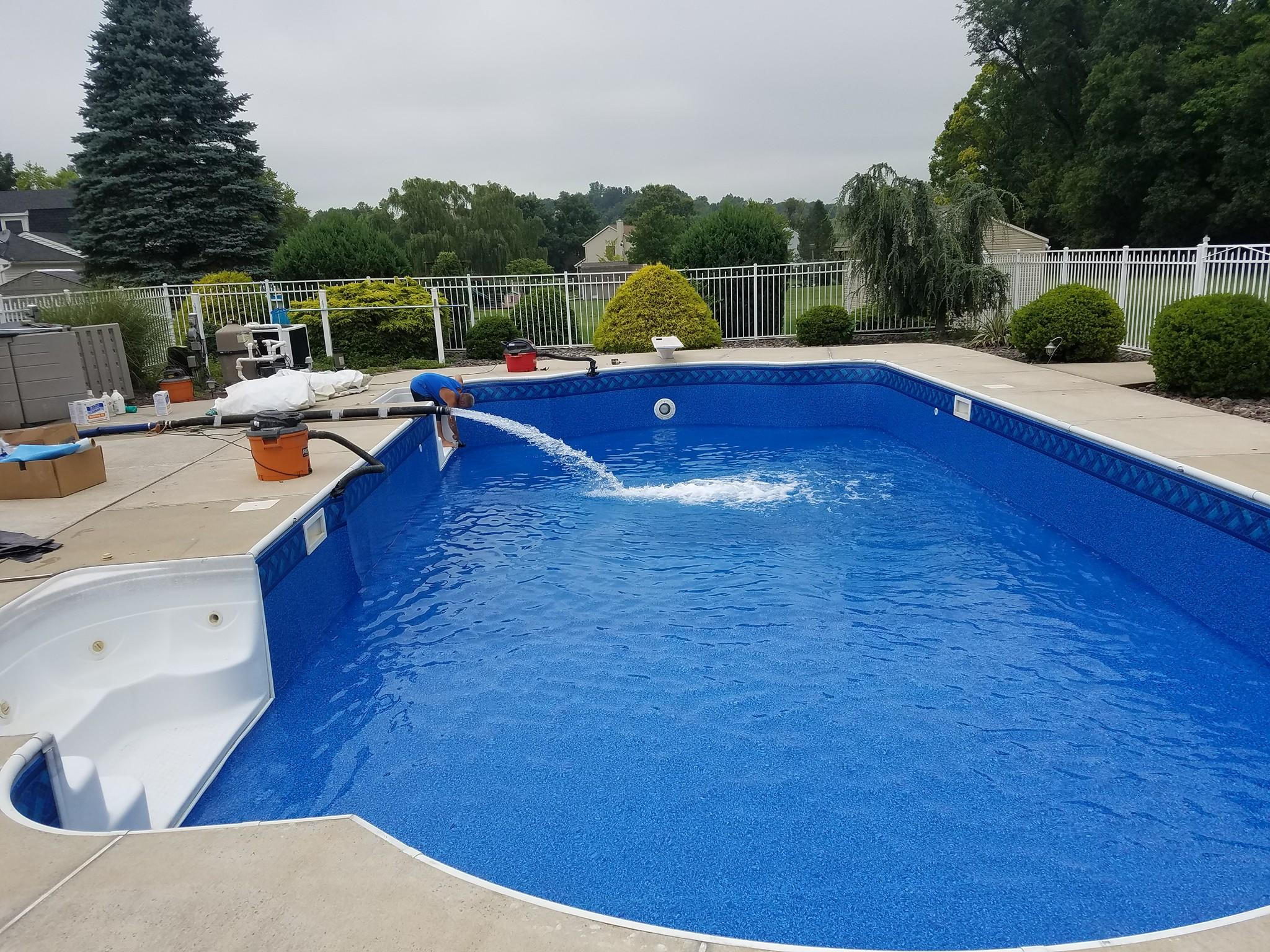 mark 39 s pool service allentown pennsylvania pa
