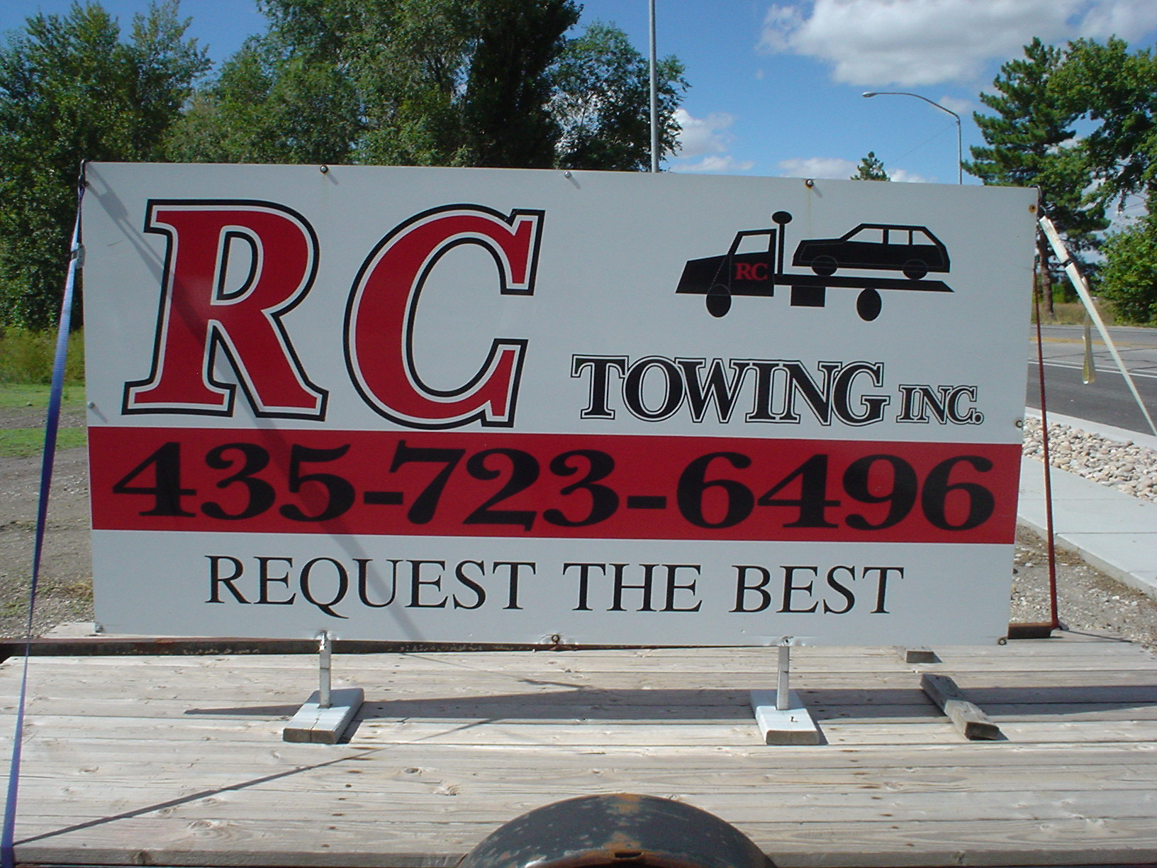 Rc Towing Inc.