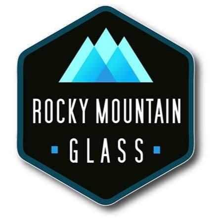 Rocky Mountain Glass Logo