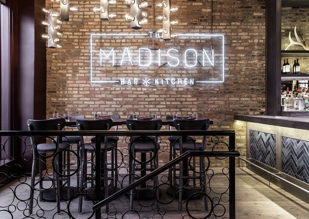 The madison bar kitchen chicago illinois il for Kitchen chicago