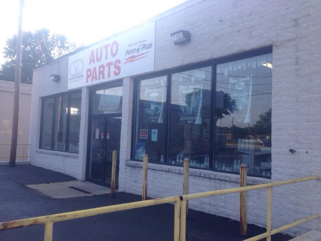 Car Parts Warehouse Painesville Ohio