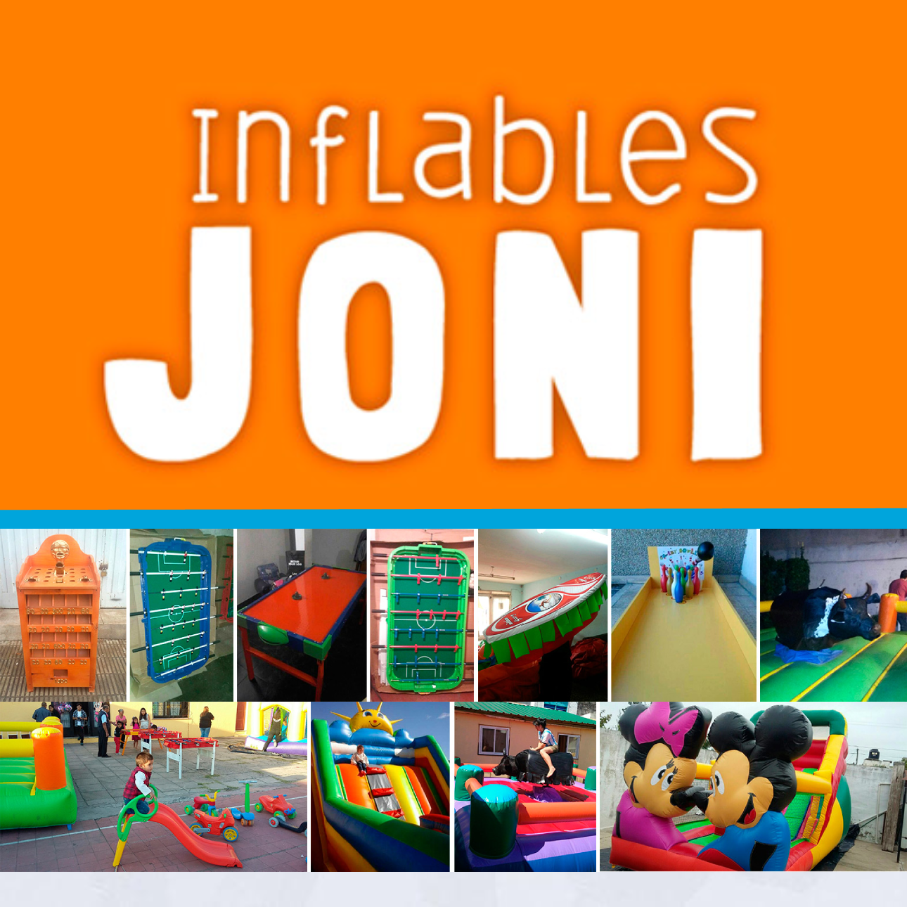 INFLABLES JONI