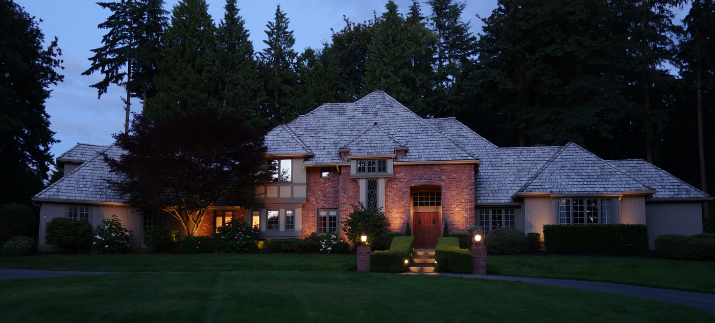 Outdoor lighting perspectives of puget sound redmond for Home depot woodinville