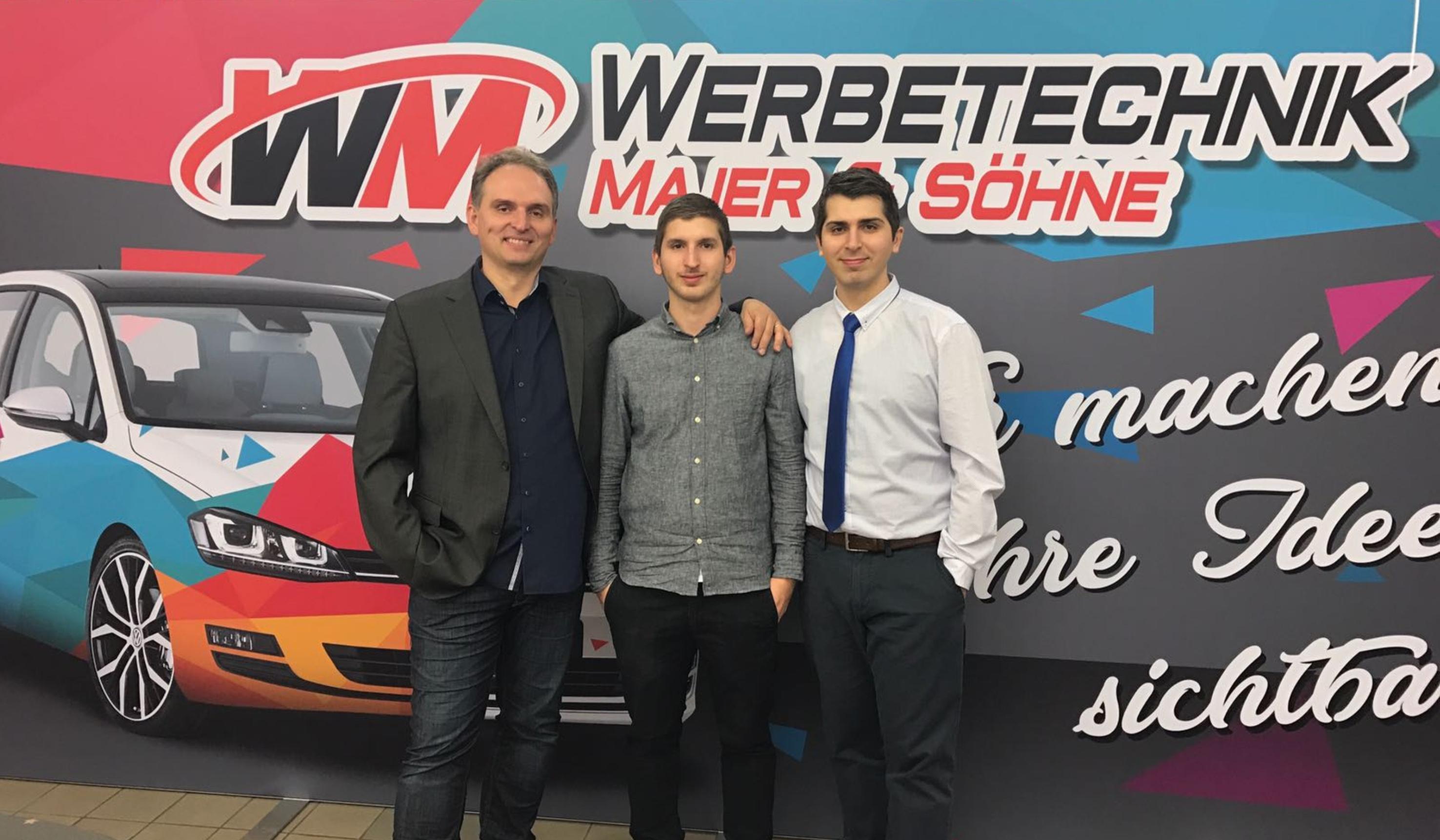 Werbetechnik Majer & Söhne GmbH & Co KG