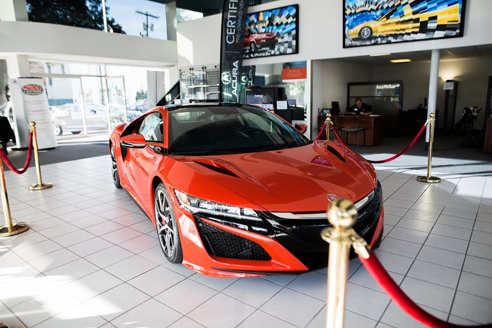 Southern Motors Acura In Savannah Ga 31405